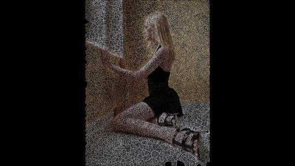 Digital Art - Perchata by Stephane Poirier