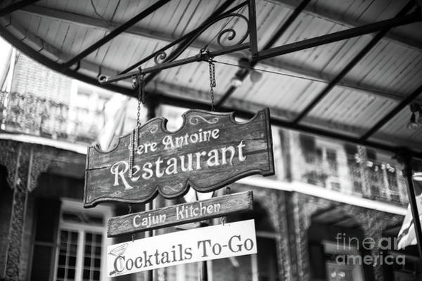 Wall Art - Photograph - Pere Antoine In New Orleans by John Rizzuto