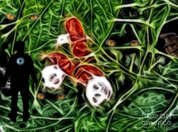 Digital Art - Perilous Journey  by Kathie Chicoine