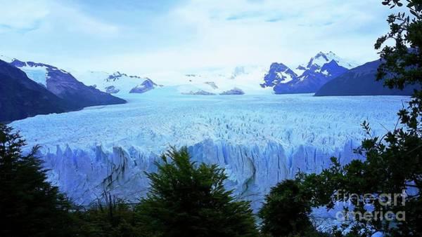 Digital Art - Perito Moreno Glacier by Joseph Hendrix