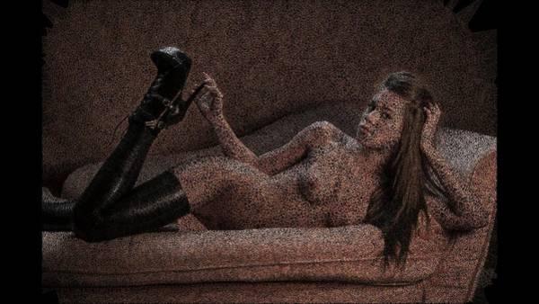 Digital Art - Periyachi by Stephane Poirier