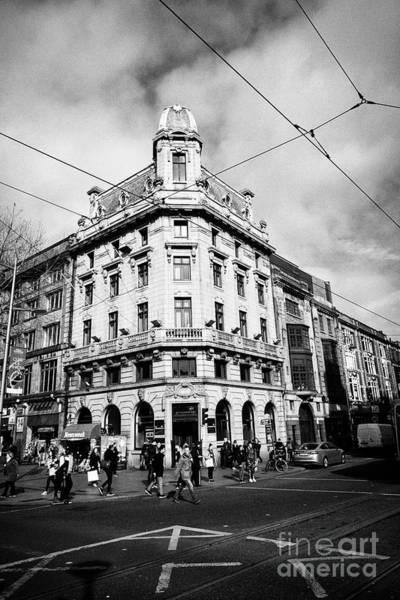 Wall Art - Photograph - Permanent Tsb Building 12 Oconnell Street Dublin Republic Of Ireland Europe by Joe Fox