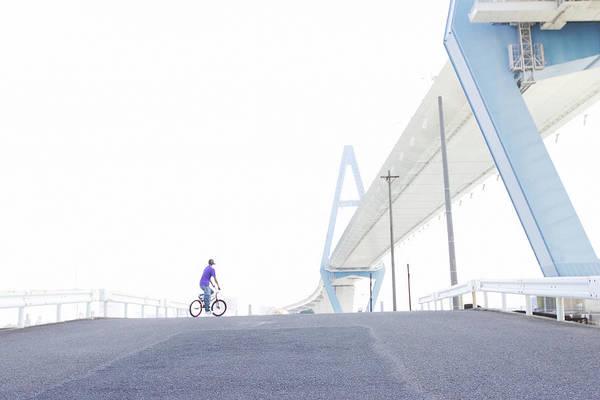 Bmx Photograph - Person Bmx Cycling, Nagoya, Aichi by Zama