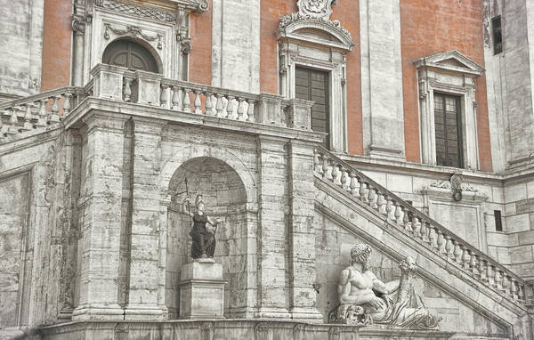 Photograph - Personification Of Rome by JAMART Photography