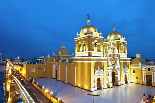 La Libertad Photograph - Peru, La Libertad Province by Hughes Herve / Hemis.fr