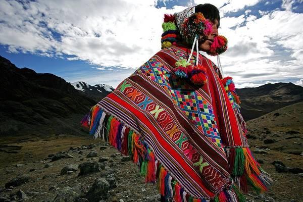Photograph - Peru Trekking by Brent Stirton
