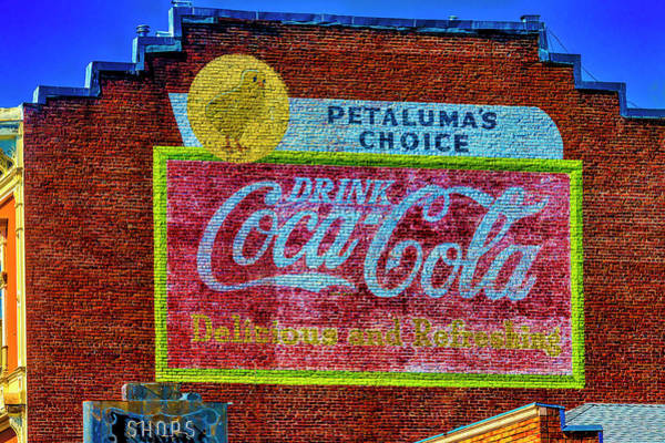 Wall Art - Photograph - Petalima's Drink Coca-cola by Garry Gay