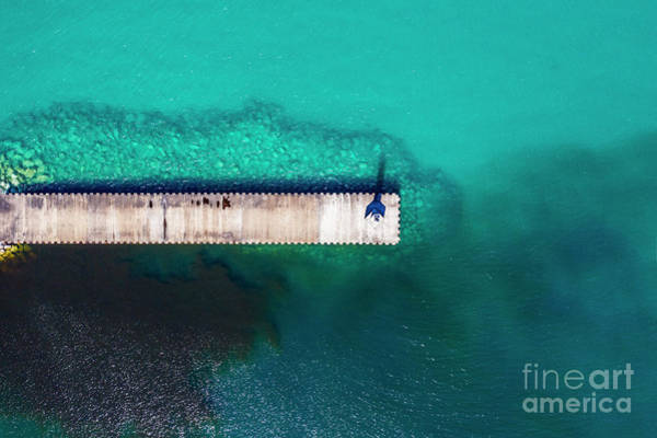 Charlevoix Photograph - Petoskey Aerial by Twenty Two North Photography