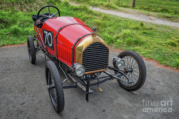 Wall Art - Photograph - Peugeot Bebe 1913 by Adrian Evans