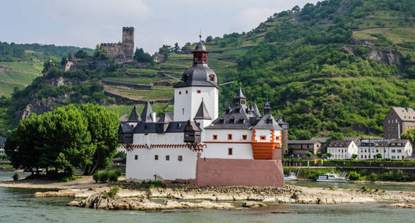 Photograph - Pfalzgrafenstein Castle by Paul Croll