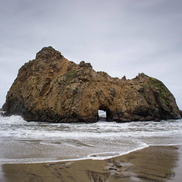 Photograph - Pfeiffer Beach II Color by David Gordon