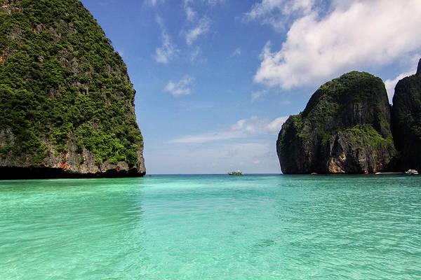 Phi Photograph - Phi Phi Island Koh Phi Phi by Arup