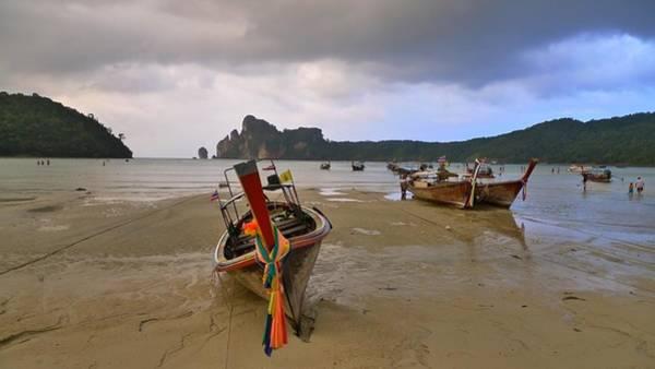 Phi Photograph - Phi Phi Islands by Avatarmin
