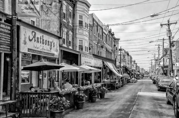 Wall Art - Photograph - Philadelphia- 9th Street Italian Market by Bill Cannon