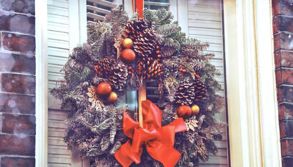 Photograph - Philadelphia Christmas by JAMART Photography