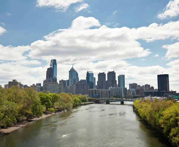 Outdoors Photograph - Philadelphia by Nycretoucher