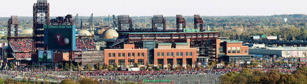 Citizens Bank Park Wall Art - Photograph - Philadelphia Phillies Celebration, 2008 by Panoramic Images