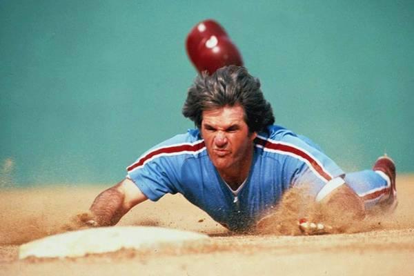 Photograph - Philadelphia Phillies by Ronald C. Modra/sports Imagery