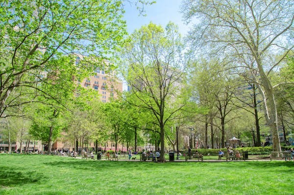 Rittenhouse Square Wall Art - Photograph - Philadelphia Spring - Rittenhouse Square by Bill Cannon
