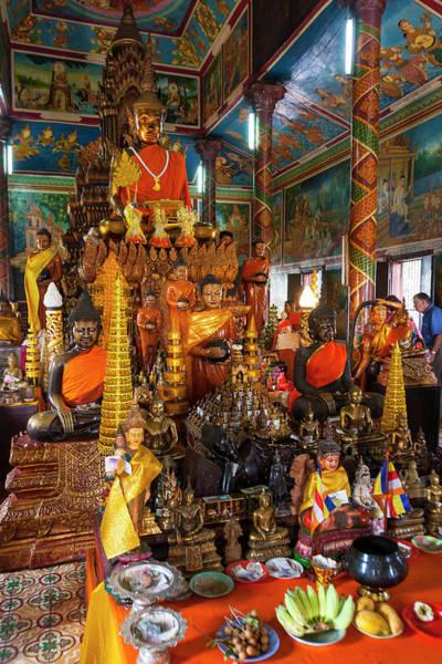 Phnom Penh Wall Art - Photograph - Phnom Penh, Cambodia, Indochina by Stuart Dee / Robertharding