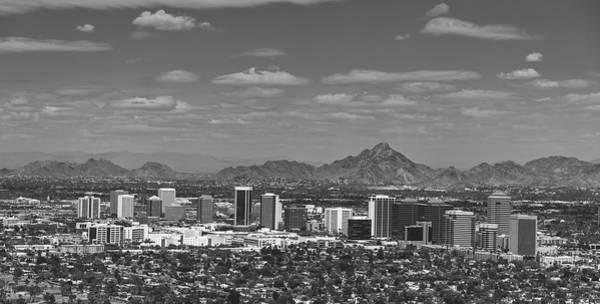 Wall Art - Photograph - Phoenix Arizona by Mountain Dreams