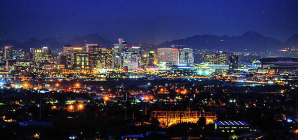 Photograph - Phoenix Skyline by Chance Kafka