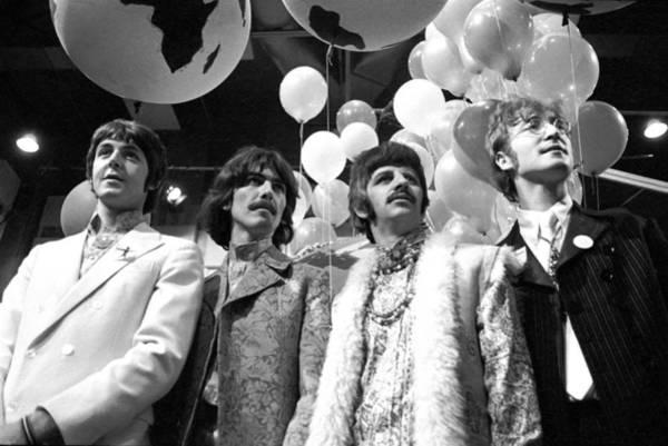 Photograph - Photo Of Beatles by Ivan Keeman