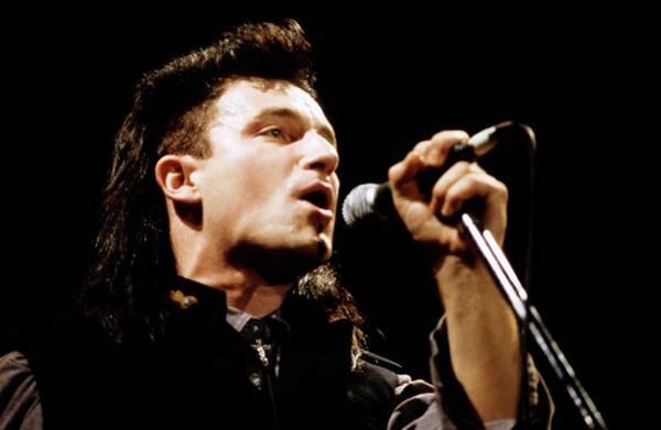 U2 Photograph - Photo Of Bono And U2 by Mike Cameron