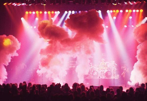 Photograph - Photo Of Concert by Fin Costello