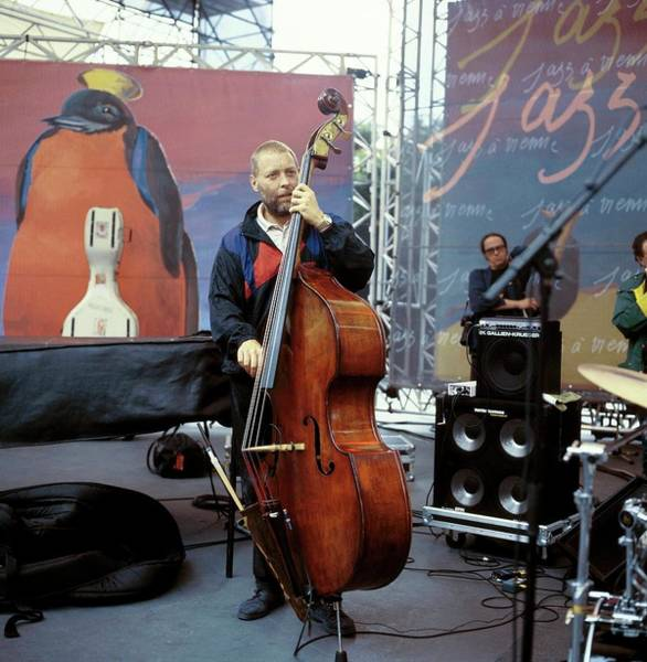 Bassist Wall Art - Photograph - Photo Of Dave Holland by David Redfern