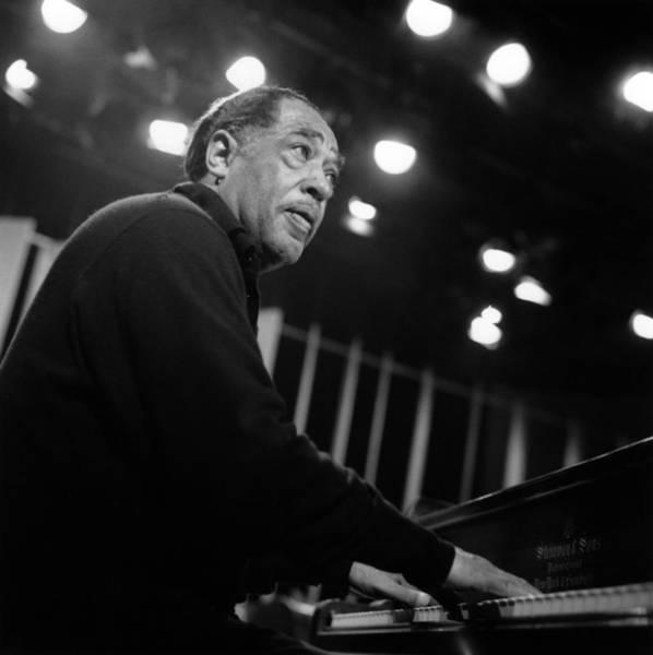 Duke University Photograph - Photo Of Duke Ellington by David Redfern