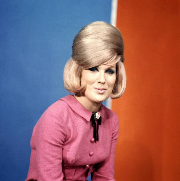 Dust Photograph - Photo Of Dusty Springfield by David Redfern