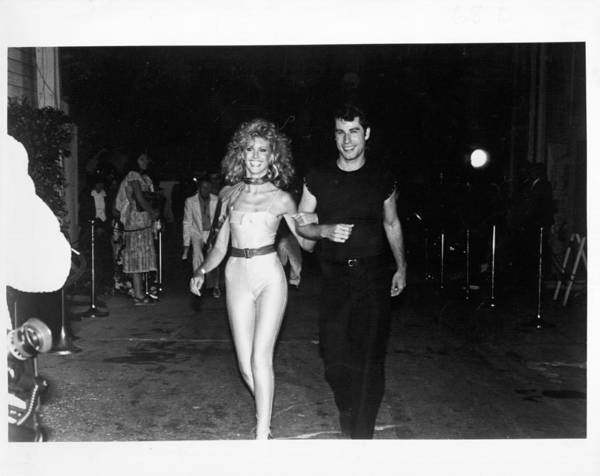 Wall Art - Photograph - Photo Of Grease Premier by Michael Ochs Archives