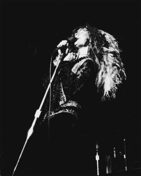 Janis Joplin Photograph - Photo Of Janis Joplin by Larry Hulst