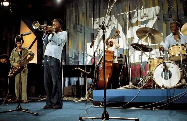 Jazz Music Photograph - Photo Of Jazz Messengers And Art Blakey by Andrew Putler