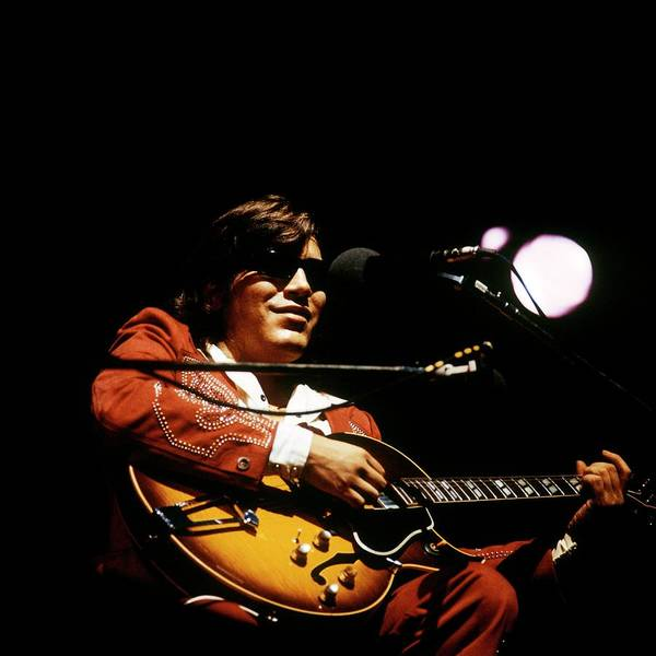 Photograph - Photo Of Jose Feliciano by David Redfern