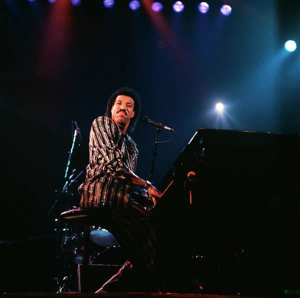 Lionel Photograph - Photo Of Lionel Richie by David Redfern