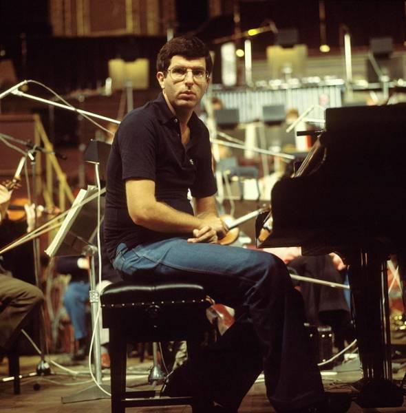 Composer Photograph - Photo Of Marvin Hamlisch by Keith Bernstein