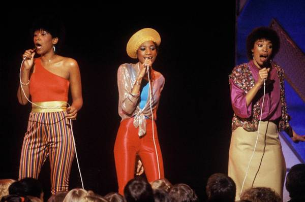 June Photograph - Photo Of Pointer Sisters by Steve Morley