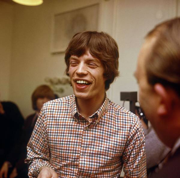 Mick Jagger Photograph - Photo Of Rolling Stones And Mick Jagger by David Redfern