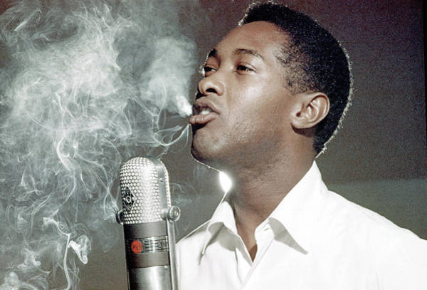Photograph - Photo Of Sam Cooke by Michael Ochs Archives