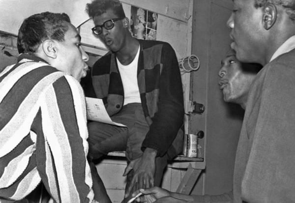 Robinson Photograph - Photo Of Smokey Robinson by Michael Ochs Archives