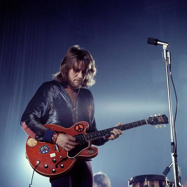 Photograph - Photo Of Ten Years After And Alvin Lee by David Redfern