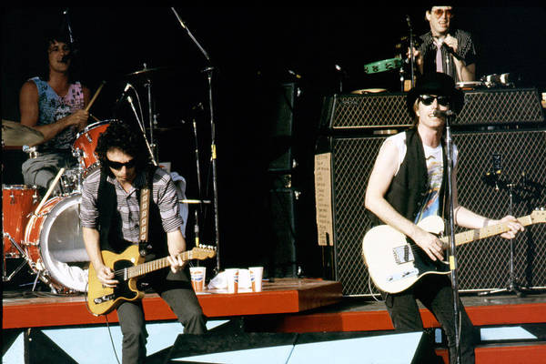 Photograph - Photo Of Tom Petty & The Heartbreakers by Michael Ochs Archives