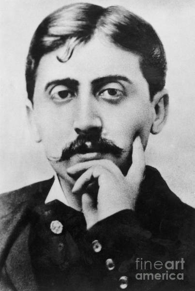 Wall Art - Photograph - Photograph Of Marcel Proust  by French School