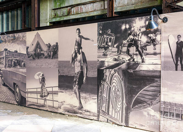 Photograph - Photography In The Casino Asbury Park by John Rizzuto