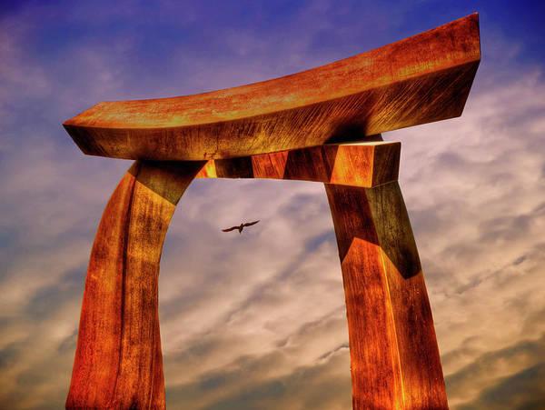Pi In The Sky Art Print