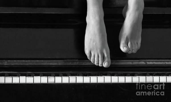 Photograph - Piano #0215az by Andrey Godyaykin