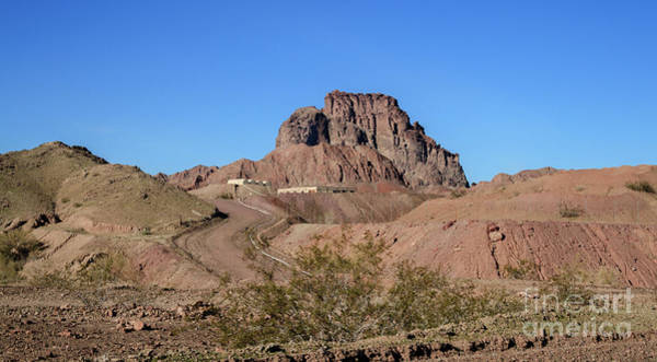 Wall Art - Photograph - Picacho Gold Mine by Robert Bales