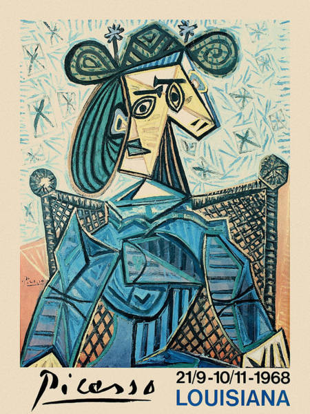 Photograph - Picasso 11 by Andrew Fare